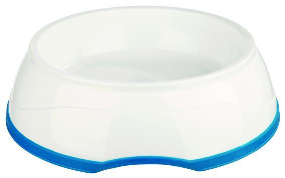 Миска для собак с охлаждающим эффектом Cool Fresh 1 л/ø20 см, белый/синий
