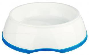 Миска для собак з охолоджуючим ефектом Cool Fresh 1 л / ø20 см, білий / синій