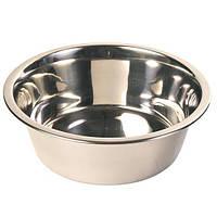 Миска для собак металлическая ø20 см/1,8 л