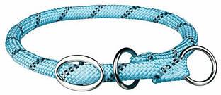 Нашийник-зашморг Sporty Rope, 50 см / ø 8 мм, синій