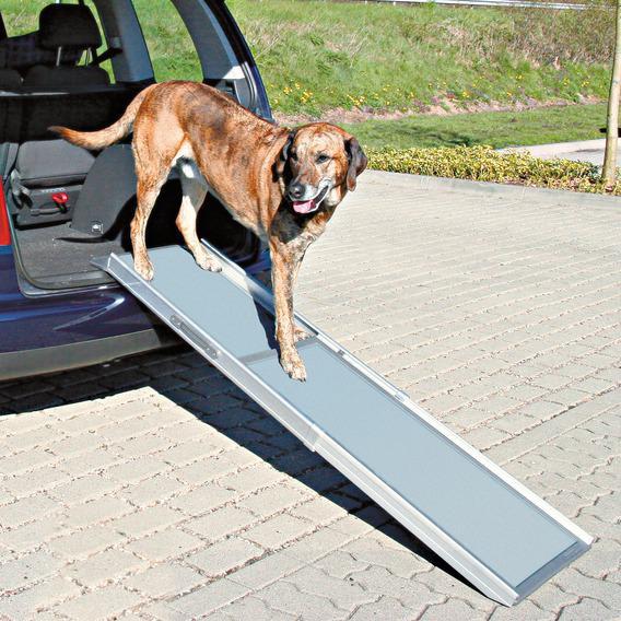 Пандус для автомобільного багажника 1 - 1,8 мх43 см, для собаки вагою до 120 кг