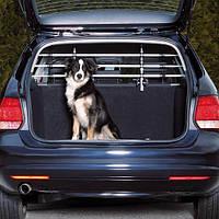 Решетка для багажника, серебряный/черный (ширина: 96-163 см, высота: 34-48 см)