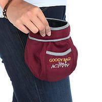 Сумка для сухого корма Goody Bag (нейлон) 11х16 см
