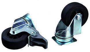 Комплект колёс для переноски Skudo 4–6, 4 шт