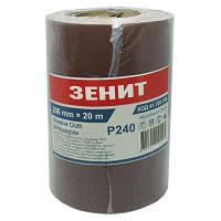 Наждачний папір Зеніт 200 мм х 20 м з. 240 (41220240)