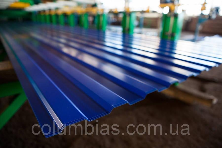 Завод продаёт профлист и металочерепицу