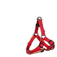 Шлейка для собак Elegance (2 кольори) 50-65 см / 20 мм червоний