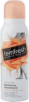 Дезодорант для интимной гигиены Femfresh Deodorant Spray 125 мл