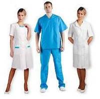 Пошив одежды медработника. Медицинская одежда. Рабочая одежда для врача, доктора, медработника