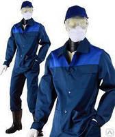 Рабочая одежда полукомбинезон рабочий  и курточка рабочая