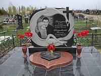 Памятник на двоих № 3112