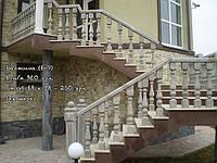 Балюстрады из бетона (Балясина Б-1)