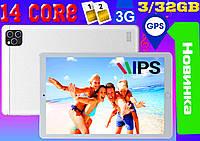 Планшет телефон Sony Pad10 14 ядер, 3/32 Gb 2SIM,GPS, экран 10.1' Android 10 Корея