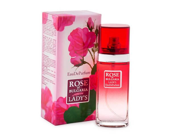 Духи  Lady's Rose of Bulgaria от BioFresh 50 мл, фото 2