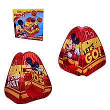 Палатка D-3313 Mickey Mouse 81*81*81 см в коробке
