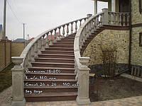 Балюстрады (лестницы из бетона) Балясина Б-3