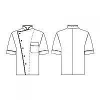Спецодежда для сотрудников кухни, Форма повара, Поварская одежда: костюм, китель
