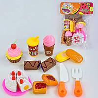 Игровой набор сладости на липучке