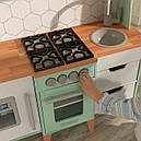 Детская кухня Модерн Mid-Century Modern KidKraft 53432, фото 5