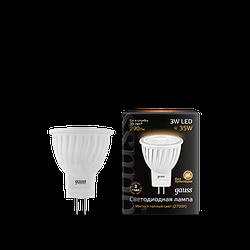Лампа Гаусса LED D35*45 3W MR11 GU4 2700K
