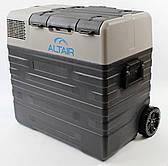 Холодильник автомобильный Altair NX62 (62 литра). До -20 °С. 12/24/220V