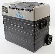 Холодильник автомобільний Altair NX62 (62 літра). До -20 °С. 12/24/220V