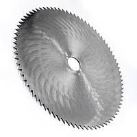 Диск 225 х 25.4 80-Тдля бензокосы триммера сталь 65g