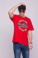Стильна чоловіча футболка GLO--STORY ( 56-64p.)