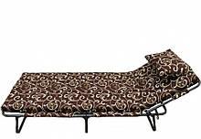 Раскладушка кровать Мария М-60  с матрасом и подушкой