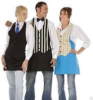 Фартух жилет для сферы обслуживания  мужской или женский