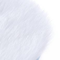 Коло шерсть 80 мм для роторних полірувальних машин, фото 2