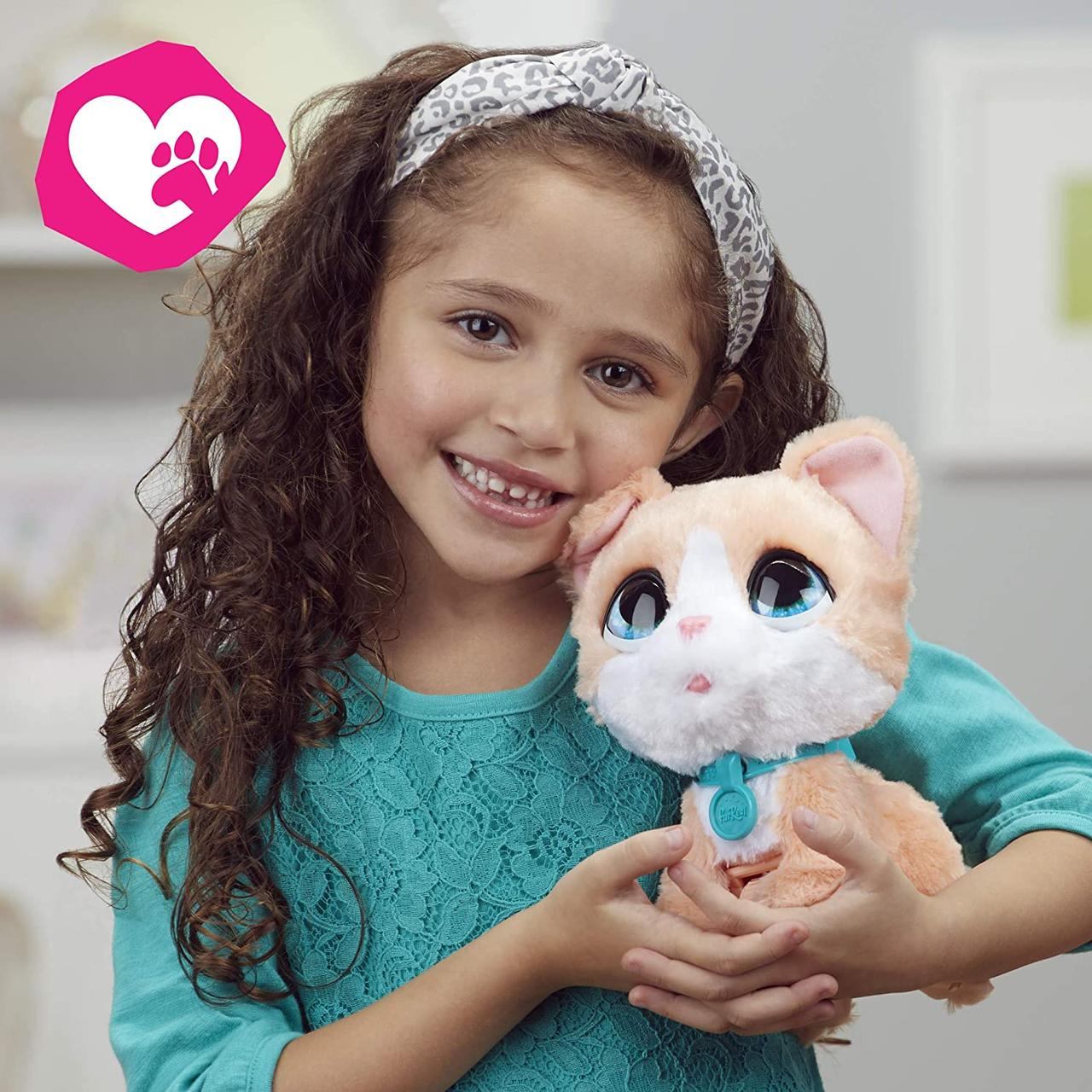 Оригінал Інтерактивна іграшка Hasbro Furreal Friends Кошеня FurReal Walkalots Big Wags