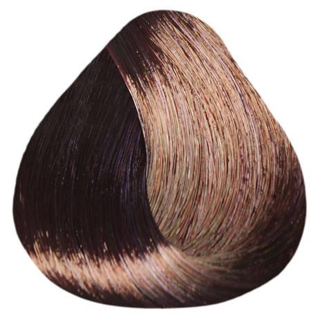 """4/65 """"шатен фиолетово-красный"""" Крем-краска для волос ESTEL De Luxe 60 мл."""