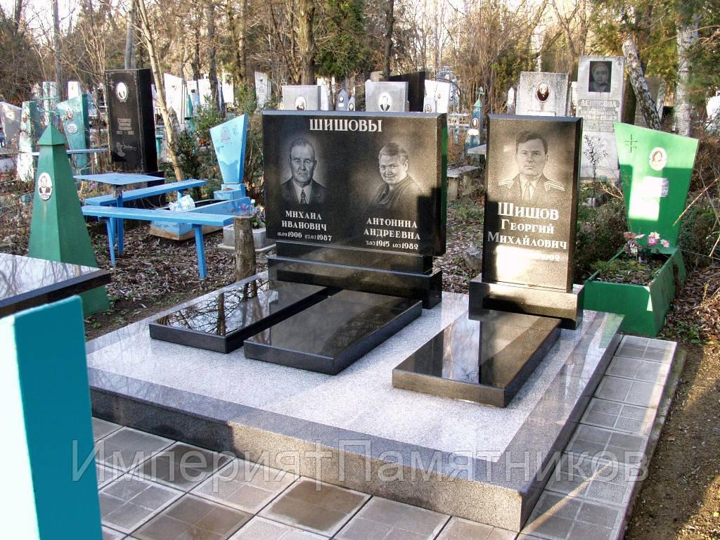 Памятник на двоих № 3143