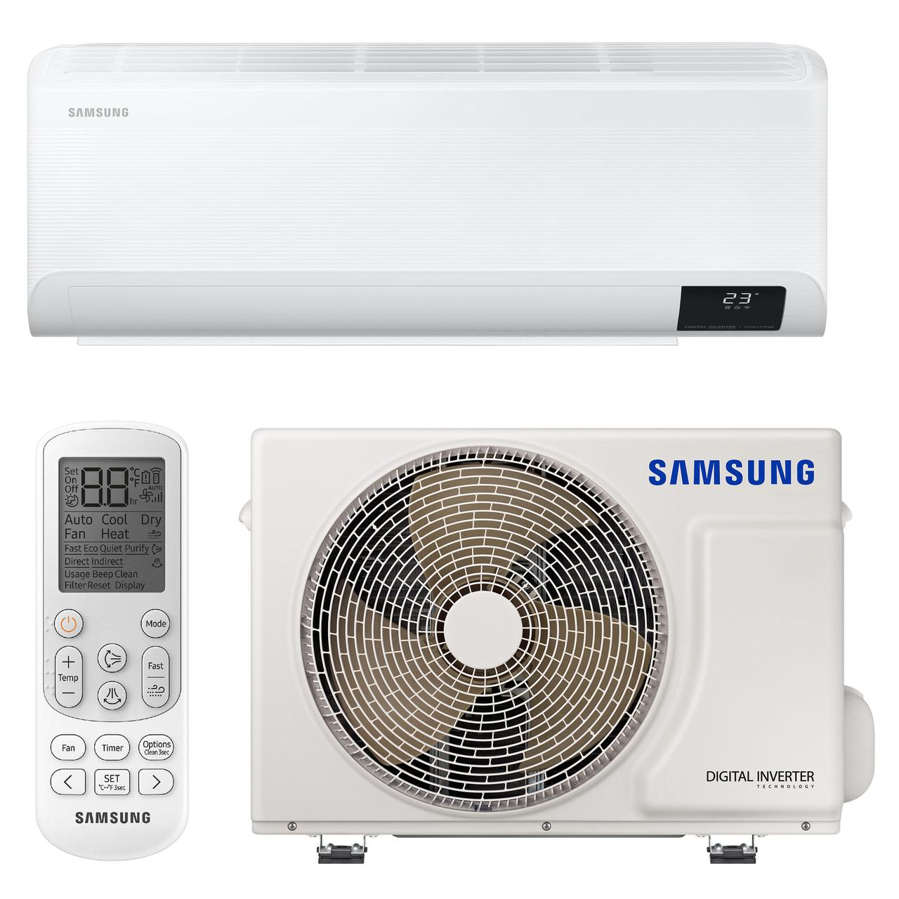 Сплит система Samsung GEO inverter Wi-Fi AR12TXFYAWKNUA
