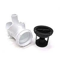 Корпус с фильтром насоса для стиральных машин Gorenje 606499 (оригинал)