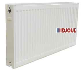 Радиатор стальной DJOUl 22 тип, высота 300, нижнее подключение