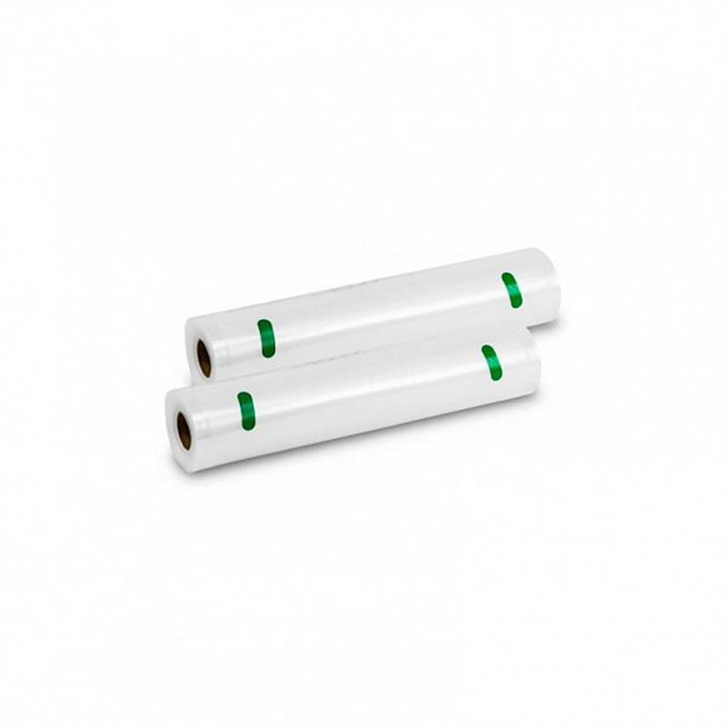 Плівка для вакуумного пакувальника Cecotec 28х600 см, 2 рулону CCTC-04072 (8435484040723)