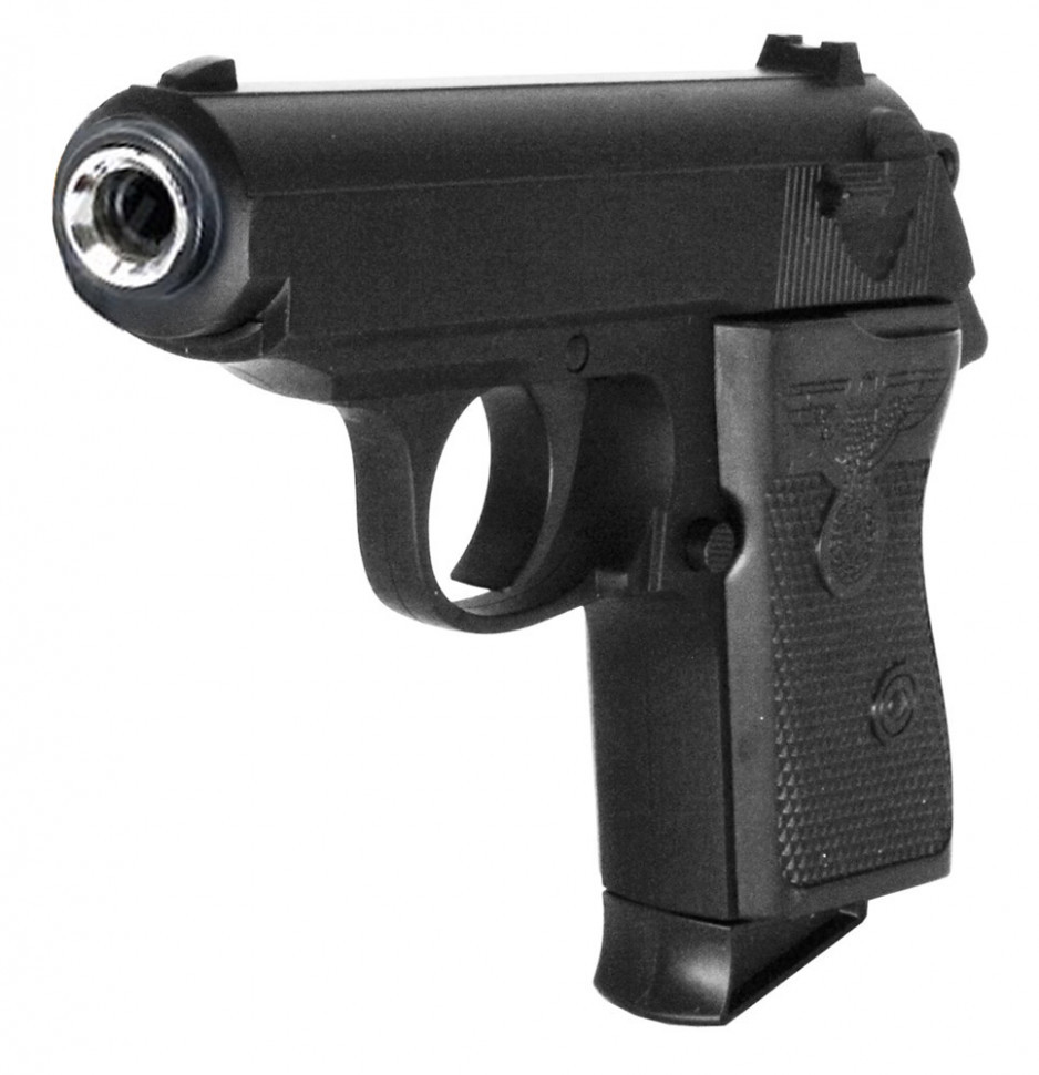 Игрушечный пистолет ZM02 металлический