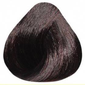 """4/75 """"шатен коричнево-красный"""" Крем-краска для волос ESTEL De Luxe 60 мл."""