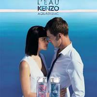 Оригінальна Оригінальні Парфуми Туалетна вода чоловіча Kenzo L'eau Aquadisiac( Кензо льє Аквадизиак), фото 3