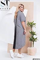 Платье женское декорировано молнией сзади