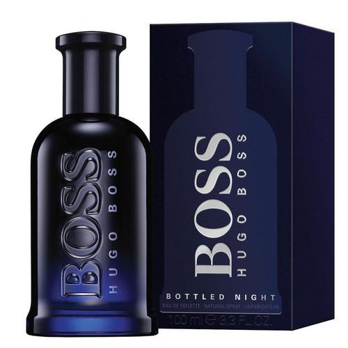 Оригинальная Туалетная вода Оригинальные Духи мужская Hugo Boss Boss Bottled Night( Хуго Босс Босс Батлед