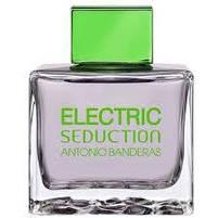 Оригінальні Парфуми чоловічі Antonio Banderas Electric Seduction In Black For Men, фото 3