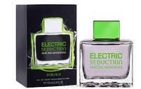 Оригінальні Парфуми чоловічі Antonio Banderas Electric Seduction In Black For Men, фото 6