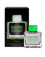 Оригінальні Парфуми чоловічі Antonio Banderas Electric Seduction In Black For Men, фото 7