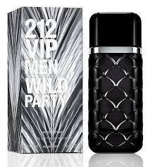 Оригінальна Оригінальні Парфуми Туалетна вода чоловіча carolina herrera 212 vip wild party limited edition