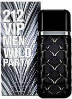 Оригінальна Оригінальні Парфуми Туалетна вода чоловіча carolina herrera 212 vip wild party limited edition, фото 5