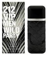 Оригінальна Оригінальні Парфуми Туалетна вода чоловіча carolina herrera 212 vip wild party limited edition, фото 6