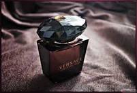 Оригінальний Тестер без кришечки Оригінальні жіночі Парфуми Versace Crystal Noir без кришечки (Версаче Чорний, фото 3